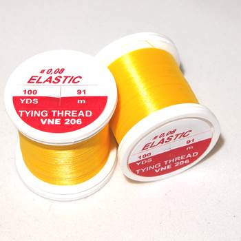Hends Elastic Thread / Yellow 206