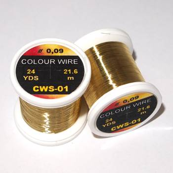 Hends Wire 0.14mm / Gold
