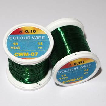 Hends Wire 0.18mm / Green