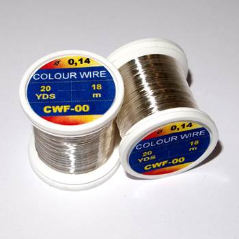 Hends Wire 0.14mm / Silver