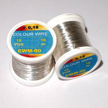 Hends Wire 0.18mm / Silver