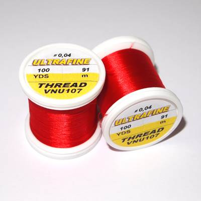 Hends Ultrafine Red 0.04 / 107