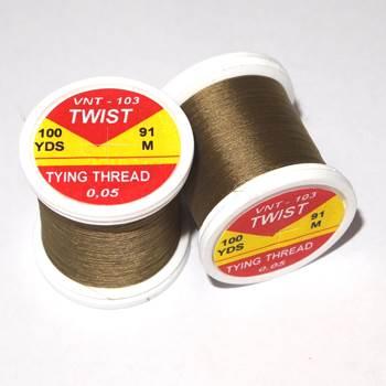 Hends Twist Threads / Khaki 103