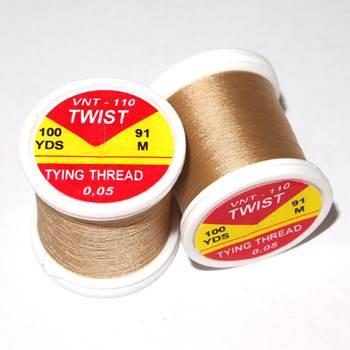 Hends Twist Threads / Light Beige 110