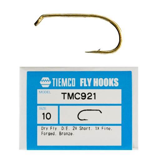 Tiemco 921 Fly Hooks