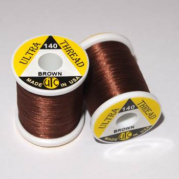 Wapsi Ultra Thread 140 / Dark Brown