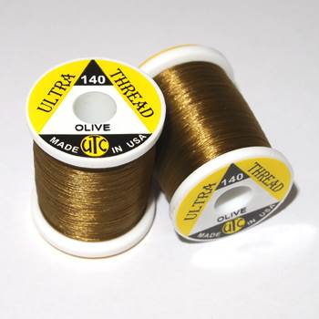 Wapsi Ultra Thread 140 / Light Olive