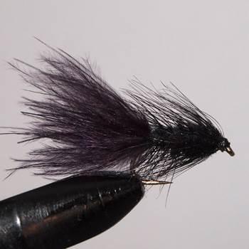 Black Wooly Bugger